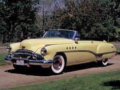 1949 Buick Roadmaster Riviera Convertible