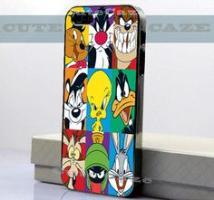 Looney Tune - Characters - Disney - iPhone 4/4S Case - iPhone 5 Case - Samsung Galaxy S3 case - Samsung Galaxy S4 case