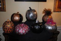 Pumpkin Art!