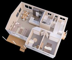 Idea casa pequeña