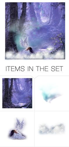 Fallen angel by vampire-kate on Polyvore featuring art