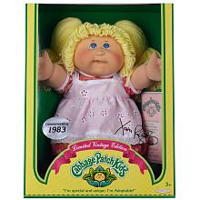 Cabbage Patch Kids.  My mom had a friend in Houston stand in line for hours for 2!  I was spoiled!
