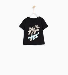 NEON CALIFORNIA T-SHIRT-NEW THIS WEEK-BABY BOY | 3 months - 4 years-COLLECTION SS/17 | ZARA Hungary