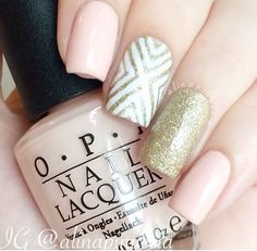 nude and gold {pretty!}