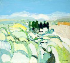 Roger Mühl (French, 1929-2008)  Haute Provence