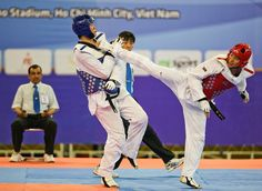 Cha Dong-Min Photos - 20th Asian Taekwondo Championships - Day 3 - Zimbio