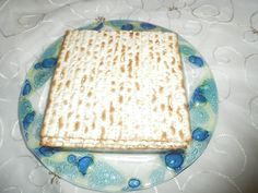 Matza...spread with butter & enjoy! My Nana used to make us this for an afternoon snack!