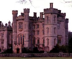 Duns Castle - Castle in Scotland..Duns Castle, Duns, Berwickshire is a historic house, the oldest part of which is the massive Norman Keep or Pele Tower, dating from 1320. The earlier house was transformed into a Gothic castle, 1818-22, by architect James Gillespie Graham. It is owned by the current Laird, Alexander Hay of Duns and Drumelzier