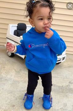 Cute Mixed Babies, Cute Black Babies, Cute Little Baby, Cute Little Girls Outfits, Kids Outfits Girls, Toddler Girl Outfits, Toddler Swag, Toddler Toys, Cute Kids Fashion