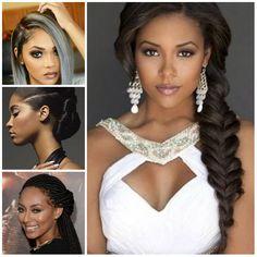 Black Women Hairstyles | Haircuts, Hairstyles 2016 / 2017 and Hair colors for short long & medium hair