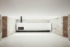 Salas de estar minimalistas por João Branco y Paula Del Rio