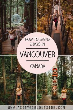 holiday trip Nestled on the west coast of Canada, amidst coastal rainforests, lies the city of Vancouver. The biggest city in British Columbia offers an array of activities for city lover Vancouver Vacation, Visit Vancouver, Vancouver Travel, Vancouver British Columbia, Vancouver Things To Do, Vancouver Seattle, Vancouver Island, Canadian Travel, Canadian Rockies