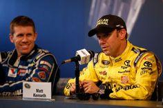Joe Gibbs Racing names primary sponsors for Carl Edwards, Matt Kenseth | FOX Sports