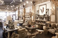 Gray Living | Shop space
