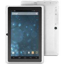 ProntoTec Axius Series Q9 7 Inch Android 4.4 KitKat Tablet PC, 800 x 480 Pixels Cortex A8 Quad Core Processor, 4GB ROM, Dual Camera, G-Sensor, Google Play Pre-loaded -White