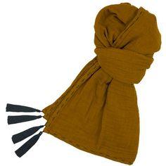 Grande écharpe en coton doux pour femme ou jeune fille. Profitez d une  livraison soignée et d un paiement 100% sécurisé l www.little-home.fr 6091ef59c2a