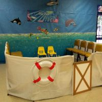For Bible Storytelling on the stage