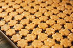 chicken sweet potato dog treats recipe | use real butter