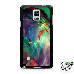 Abstract Samsung Galaxy Note 4 Case