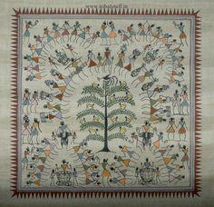 Saura Tribal Art (India)