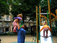 Ten great things to do with kids in Paris.  These look like fun.  Author's kids are between 2-6.  Perfect!