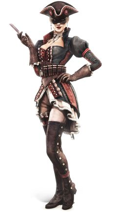 The Puppeteer - Characters & Art - Assassin's Creed IV: Black Flag