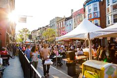 The South Street Spring Festival Takes Over 12 City Blocks This Saturday In Philadelphia