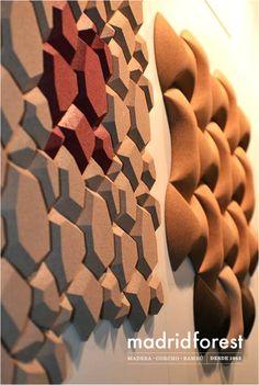 madrid forest cork organic blocks
