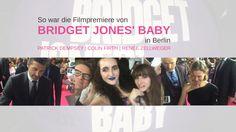 Im Zuge unseres MC Fitti Club Urlaubs erlebten wir vorab die Filmpremiere von Bridget Jones' Baby in Berlin. Patrick Dempsey, Colin Firth und Renée Zellweger haben es sich nicht nehmen lassen, ihren Film Bridget Jones' Baby auch in Deutschland vorzustellen und so waren sie die leuchtenden Sterne auf dem pinken Teppich. Welcher Promi sich noch hat sehen lassen und wie so ein Red Carpet zu einer Filmpremiere abläuft, erfährst du in diesem Post. #nimmsweg