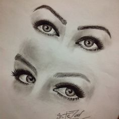 Eye drawing by me ^^ Eyes, Drawings, Sketches, Drawing, Portrait, Cat Eyes, Draw, Grimm, Illustrations