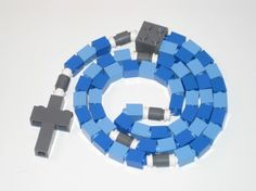 Brilliant! Just bought a Lego Rosary for my Godson's 1st Communion! You have to check these out! Shhhh-don't tell him!