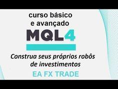 Desenvolvendo seu Robô em MQL4