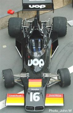 The German Grand Prix 1975