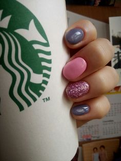 Nails for September #nails #manicure #autumn #beautiful #pink