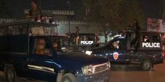#Atleast 18 criminals detained during police operation in Karachi