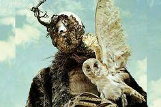 El chico-maleza. Fotos aterrorizantes del mundo surrealista de Mothmeister