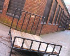 Harveer Galvanised Steel Pipe Super by UrbanGrainInteriors on Etsy
