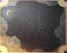 night sky painted ceiling - Google Search