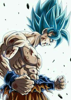 Goku super saiyan blue one of my fav transformation . Dragon Ball Gt, Blue Dragon, Wallpaper World, Goku Wallpaper, Super Anime, Ball Drawing, Image Manga, Animes Wallpapers, Akira