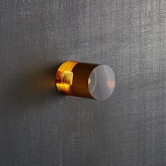Free Shipping.  Shop acrylic amber cylinder knob.   Crystal-clear, honey-colored acrylic drawer/door knob is minimal to the max.  Adds a fresh/modern vibe to dressers and cabinets.