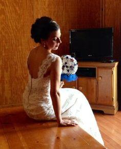 Casablanca 2072 Wedding Dress $1,150