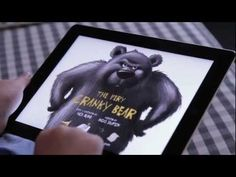 The Very Cranky Bear - App Promo