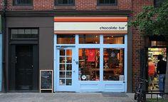 Central Perk New York: Pastry & Bakery Shops