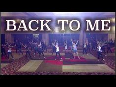 """Back To Me"" Choreography | @theofficialdaya | @brianfriedman | @thepulseontour ATL - YouTube"