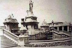 Fotos antiguas de Sevilla. - Página 4 Plaza de los Conquistadores, año 1929.