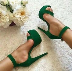 High heels #highheelbootsplatform