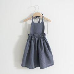 Buttercup Miu Overall Dress - Jujubunnyshop