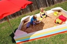 We love Bob Vila's collection of 30 Days of Easy Summer DIYs. It has great DIY projects for indoors and outdoors, some only take a few minutes and others a few hours. Some you can do with the kids and others by yourself. We think there is something here for everyone!