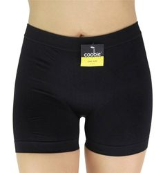 BRAND NEW JUNIORS ROSA FITNESS GYM WORKOUT SLIMMING SHORTS BLACK ONE SIZE PL840