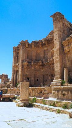 Jerash - Nimphaeum